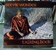 Stevie Wonder: Talking Book - LP Vinyl 33 gatefold