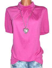 LAURA SCOTT Shirt Longshirt pink Gr. 44 46 Damen NEU - S16