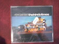 OASIS- THE INDU TIMES (3 TRACKS). SEALED CD SINGLE.