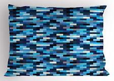 Ethnic Geometry Pillow Sham Decorative Pillowcase 3 Sizes Bedroom Decoration