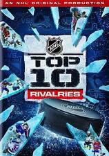 NHL: Top 10 Rivalries (DVD, 2011)  (N)