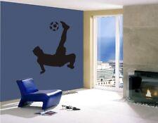 Wandtattoo - Fußball - Rückfallzieher - Football - Sport - verschiedene Größen