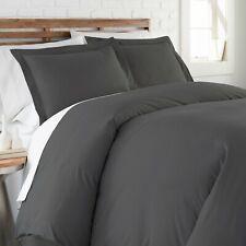 Ultra Soft Solid Color 3-Piece Duvet Cover Set by Southshore Fine Linens