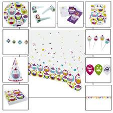 Cupcake Fête Déco Set D'Anniversaire Enfant Décoration de Partie D'Enfants