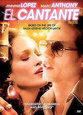 El Cantante (DVD 2007) RARE JENNIFER LOPEZ MARC ANTHONY 1ST FILM TOGETHER