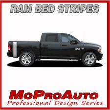 Dodge Ram Rumble Truck 2016 Bed Panel Vinyl Graphics Decals - 3M Pro Stripes P53