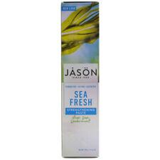 Jason Blue/Green Algae Sea Fresh Toothpaste Choose 1 or 3 pack