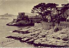 LA CORNICHE ET LE CHATEAU MARSEILLE, FRANCE 1940