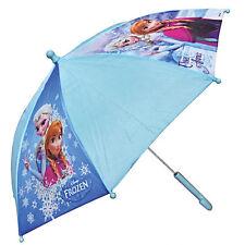 Ombrello ombrellino FROZEN ANNA e ELSA bimba bambina originale DISNEY