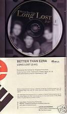 Better Than Ezra Long Lost RARE RADIO PICTURE DISC PROMO DJ CD Single Pic 1997