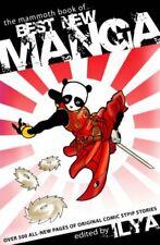 The Mammoth Book of Best New Manga (Mammoth Books) by ILYA Paperback Book The