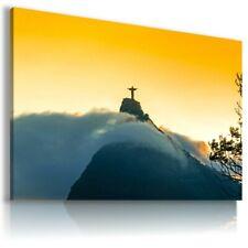 BRAZIL RIO DE JANEIRO  View Canvas Wall Art Picture Large SIZES  L301  X