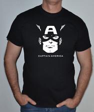 CAPTAIN AMERICA,SUPERHERO,THE AVENGERS,S.H.I.E.L.D. FUN,T SHIRT