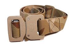 "UKOM 1"" / 25mm  AustriAlpin Desert Sand Cobra Buckle Multicam Arid Belt -6bl"