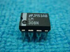 1 DIP IC LM308N LM308 308N Precision Op Amp comme LM101A Li