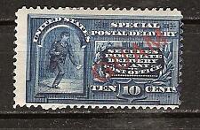 U.S. Guam Island # E-1 Mint Special Delivery