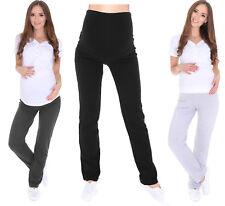 UmstandsHose Schwangerschaft mit Bauchband Schwangerschaftssporthose YogaHosen