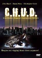 C.H.U.D. (DVD, 2001) w/John Heard Sealed Free Mailing