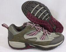 NEW Womens MERRELL Soren Sport J169604C Tan Rose Purple Outdoor Sneakers Shoes