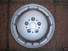 """16 """"semicirculares Rueda Adornos Fiat Ducato van / autocaravanas (plata) 2006 -"""