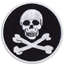 Punisher Tribal Totenkopf Deathhead Biker Death Metal Patch Aufn/äher Aufb/ügler