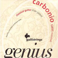 Galli GENIUS CARBONIO gr95-Normal Tension-carbonsaiten per chitarra