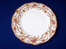 Royal Albert England Heather Bell Salad Dessert Plate HTF Vintage