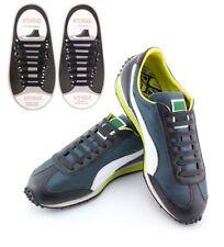 Elastische Schnürsenkel Silikon Schuhbänder Schuhband Sneaker Sport Fitness