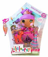 """NIB Lalaloopsy 12"""" Tall Button Doll Exclusive SAHARA MIRAGE +Pet CAMEL+Bonus HOT"""