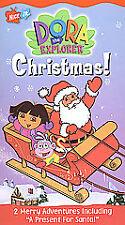 Dora the Explorer - Christmas [VHS], New VHS, Kathleen Herles, Regan Mizrahi, ,