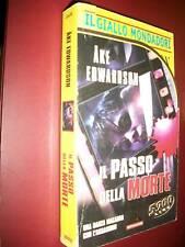IL GIALLO MONDADORI: N. 2608 AKE EDWARDSON: IL PASSO DELLA MORTE. 2411999