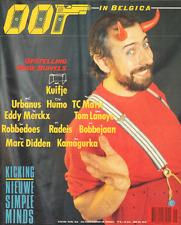 MAGAZINE OOR 1985 nr. 21 - SPECIAL BELGIE MET O.A.KAMAGURKA/URBANUS/TC MATIC