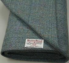 Harris tweed fabric & étiquettes 100% laine matériel Craft-différentes tailles code.dec17
