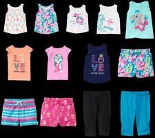 NEW GYMBOREE girl summer Mix n' Match (May) tee shorts leggings 3T 4T 5T U PICK
