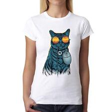 Cat Mouse No Dogs Womens T-shirt XS-3XL