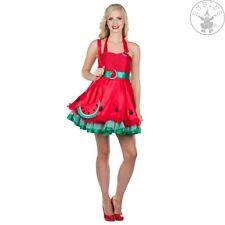 RUB 13307 Melone Wassermelone Früchtchen Obst Karneval Damen Kostüm 34 - 42