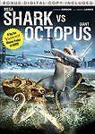 NEW SEALED DVD: Mega Shark vs. Giant Octopus (DVD, 2010 *HORROR *HALLOWEEN PARTY