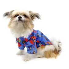 Hawaiian Camp Dog Shirt by Doggie Design - Ukuleles and Surfboards