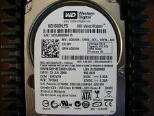 "Western Digital WD1600HLFS-75G6U0 DCM:EBCV2H 160gb 10000rpm Sata 3.5"" Hard Drive"