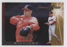 1997 Pinnacle X-Press Men of Summer #3 Matt Williams Cleveland Indians Card