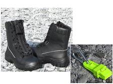 Rettungsdienst-Schnürstiefel S3 + Tarp Clip (Rettungsdienst-Stiefel Feuerwehr)