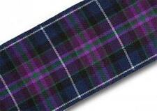Pride of Scotland Modern tartan ribbon various widths & ODD LENGTHS
