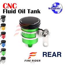FRW 6C CNC Fluid Reservoir Rear Brake For Ducati Hypermotard 821 13-15 13 14 15