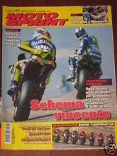 MOTOSPRINT 2005/25 ROSSI YAMAHA M1 DUCATI MONSTER KTM