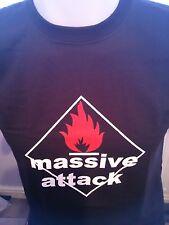 Attacco massiccio-T-shirt di Cotone