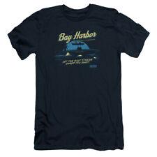 DEXTER MOONLIGHT FISHING T-Shirt Men's Deluxe Short Sleeve