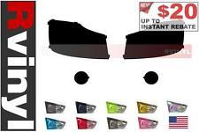 Rtint Headlight Tint Precut Smoked Film Covers for Nissan Armada 2004-2015