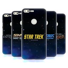 OFFICIAL STAR TREK KEY ART HARD BACK CASE FOR GOOGLE PHONES