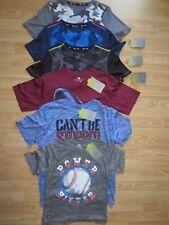 NWT TEK GEAR Short Sleeve T-SHIRT SPORTS YOUTH TEENS BOYS Select Size & Color