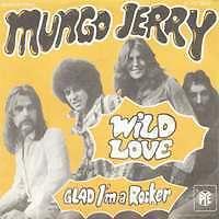 MUNGO JERRY Wild love FR Press SP